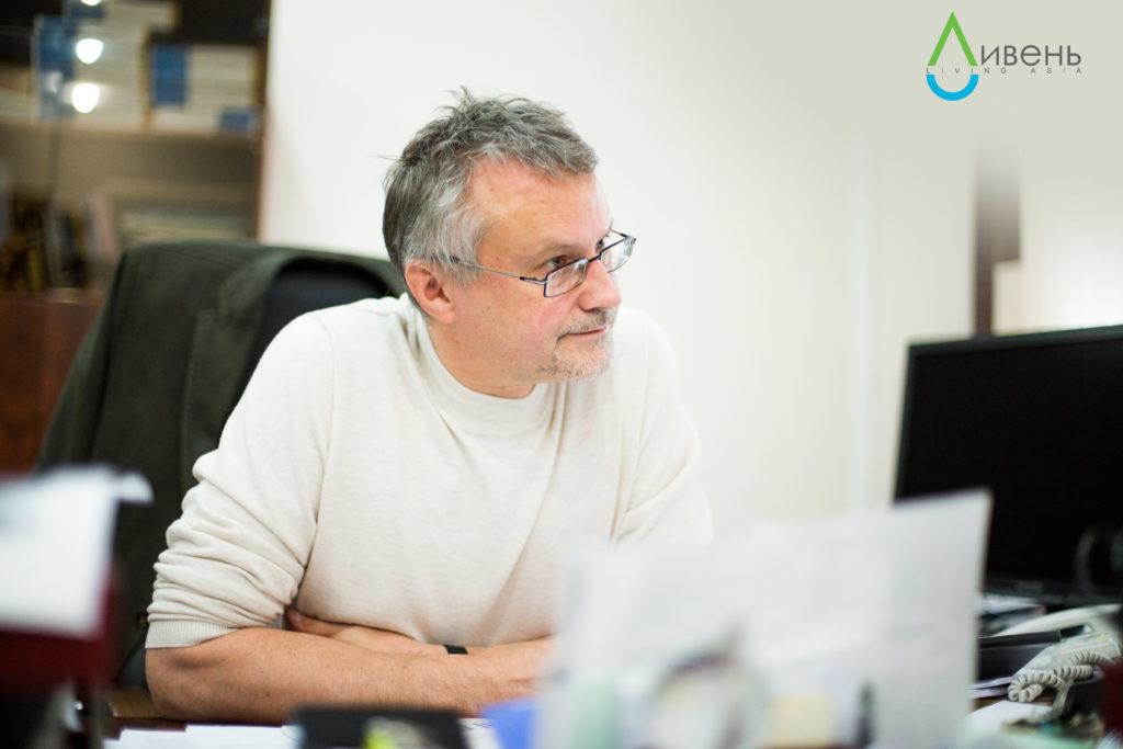 Сергей Лукашенко, руководитель «Института радиационной безопасности и экологии» при НЯЦ