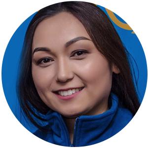 Алия Ерназарова