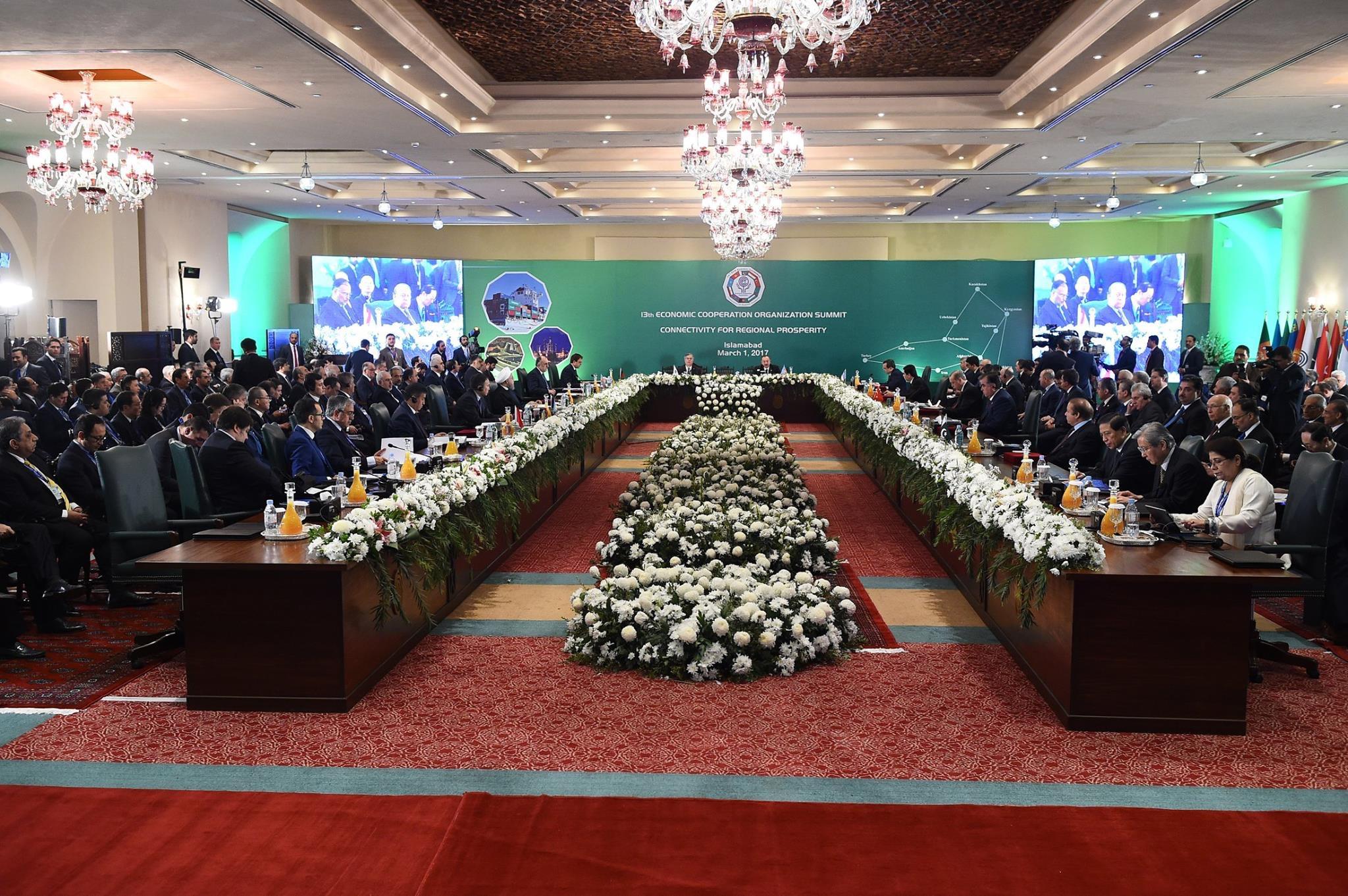 OECD summit