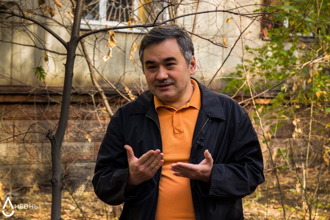 экоактивизм деревья Казахстан