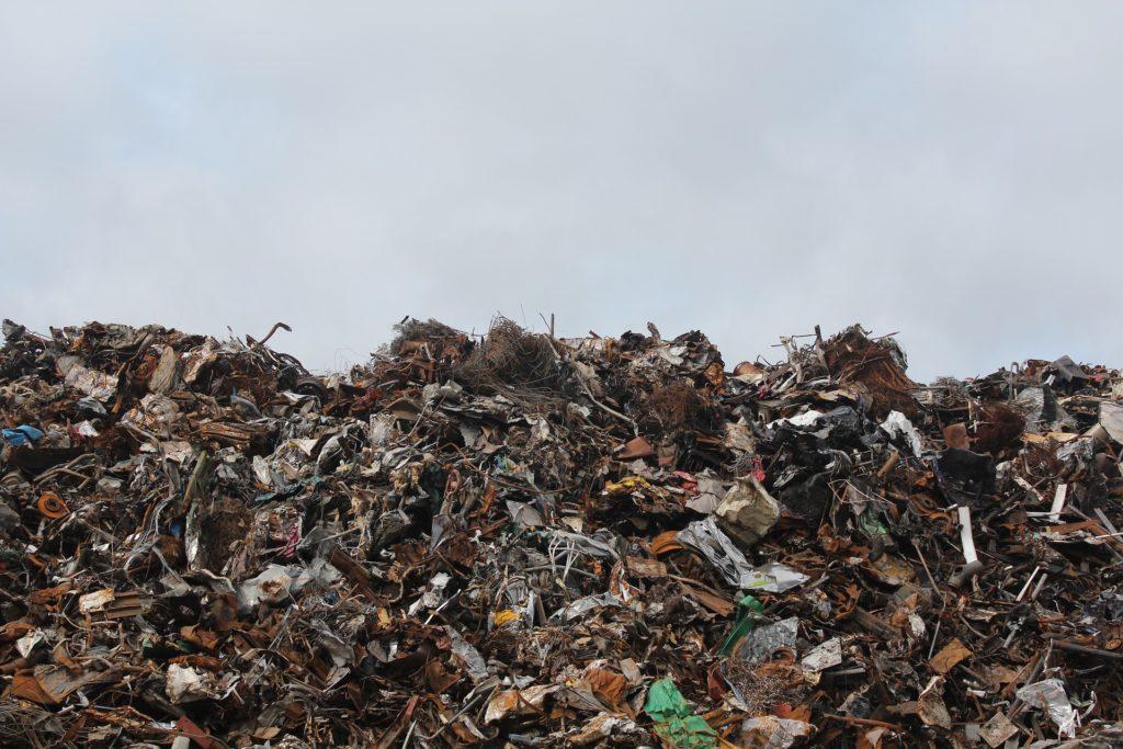 мусор, отходы, свалка