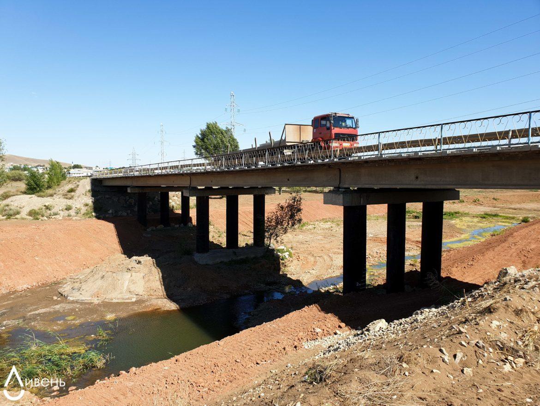 Бутак мост Кирпичный Актобе