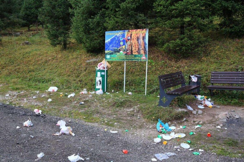 мусор.горы