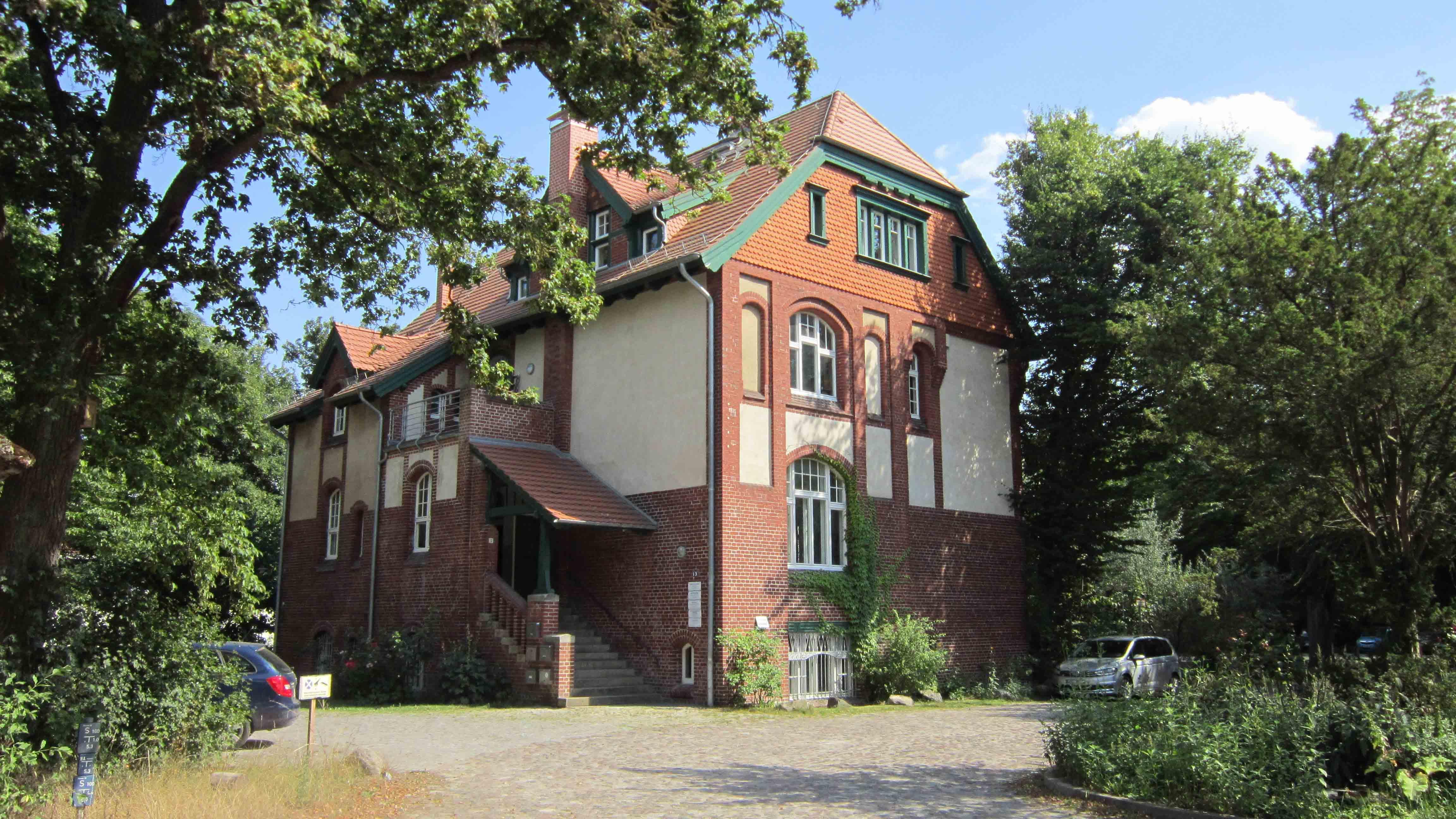 Городок Грайфсвальд