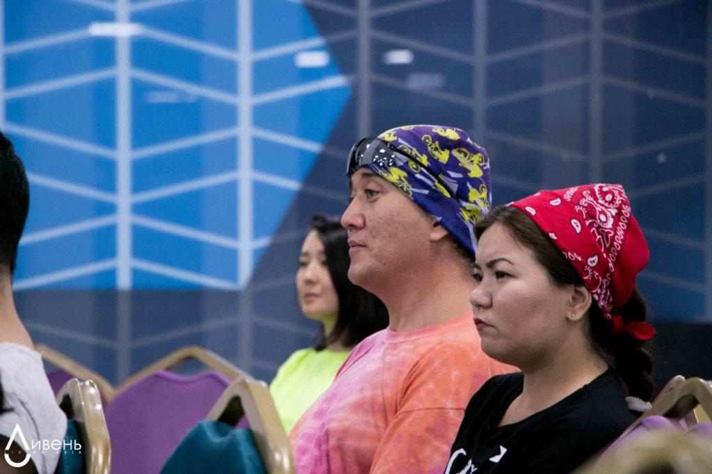 Дебаты 21 сентября, Алматы.