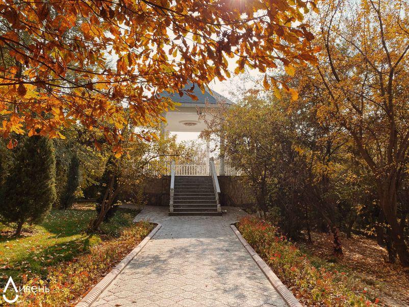 Таджикистан Ботанический сад