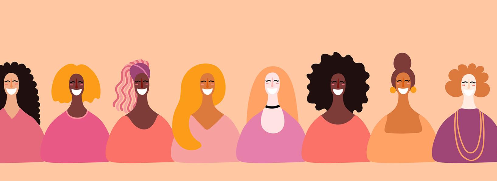 О женском лидерстве изменение климата