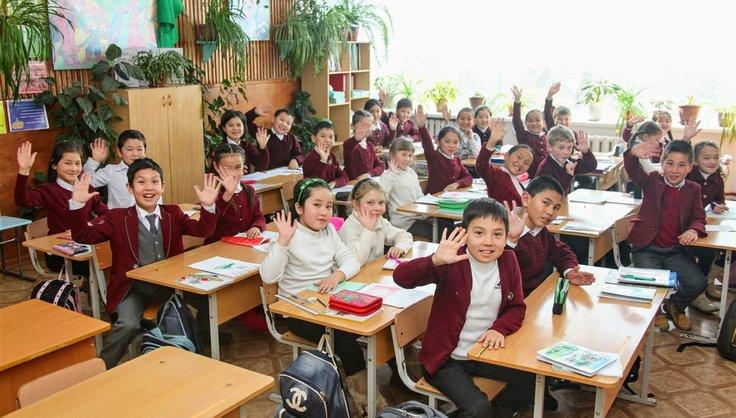 Безопасная школьная среда