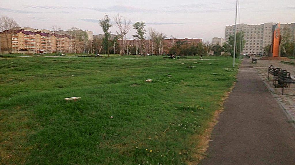 Парк Металлургов, Павлодар
