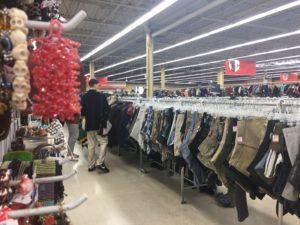 винтажные магазины