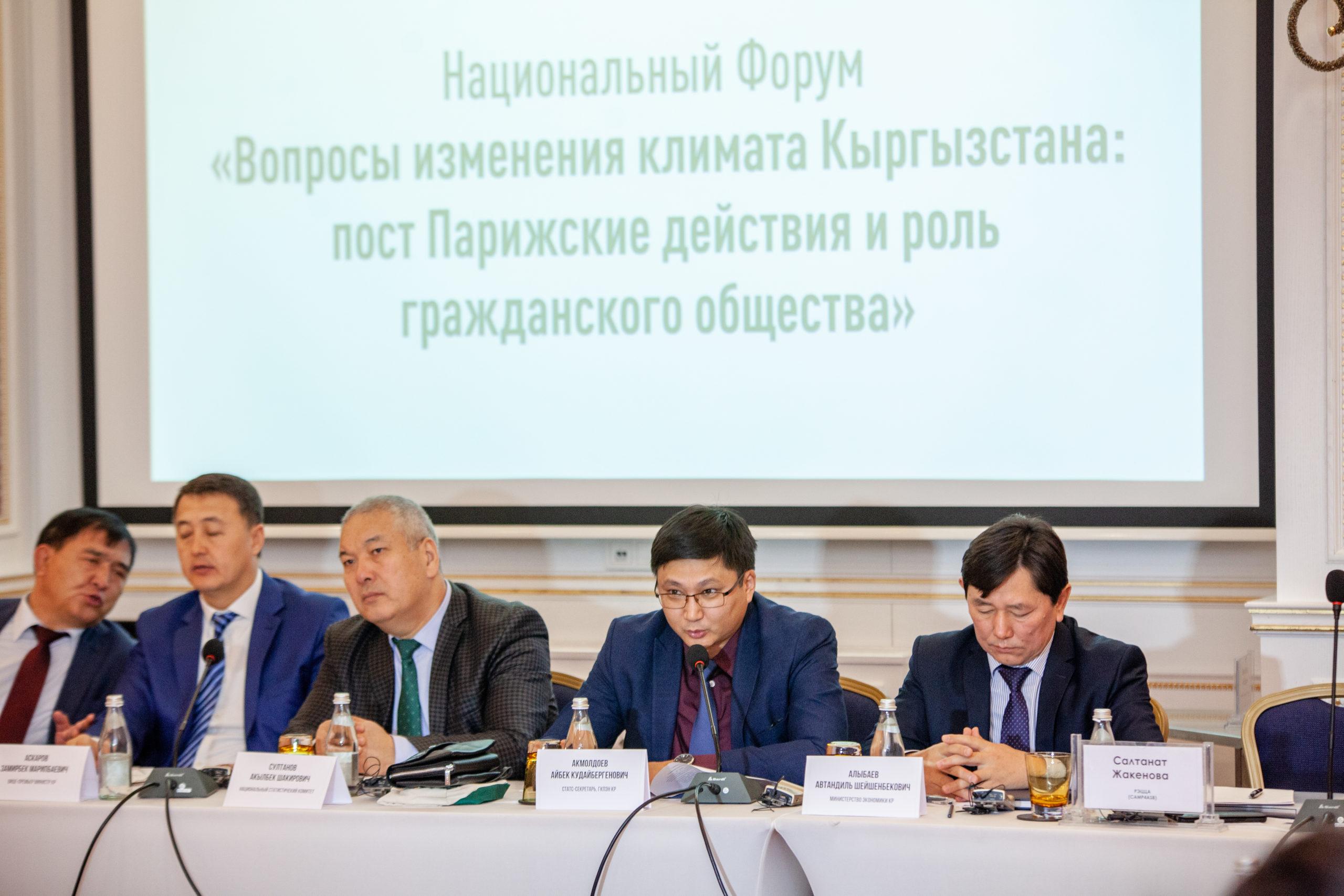 план адаптации Кыргызской Республики