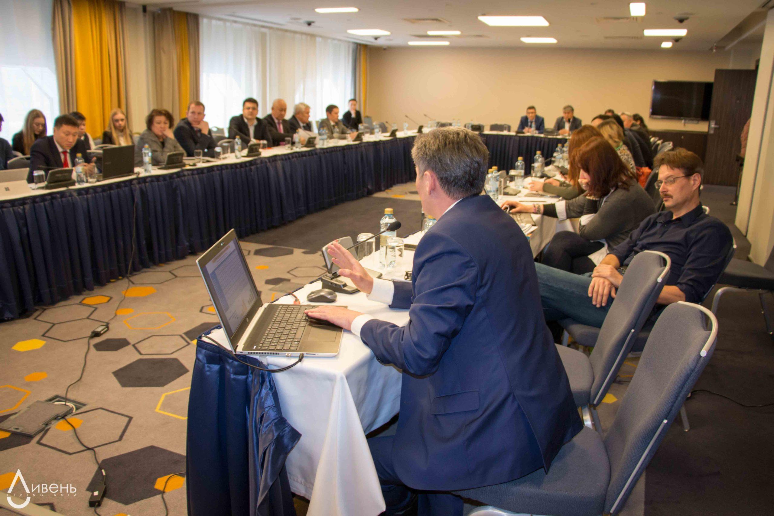 20 декабря в г. Нур-СултанСеминар о начале проекта «Разработка Восьмого Национального сообщения Республики Казахстан в рамках РКИК ООН и подготовка двух (четвертого и пятого) двухгодичных докладов».