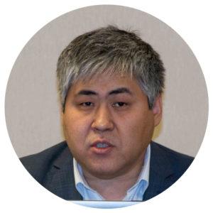 Саулет Сакенов, Менеджер проекта Программы развития ООН об изменении климата