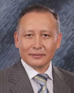 Руководитель исполнительной дирекции Международного фонда спасения Арала в Республике Казахстан Бекнияз Болат Кабыкенулы