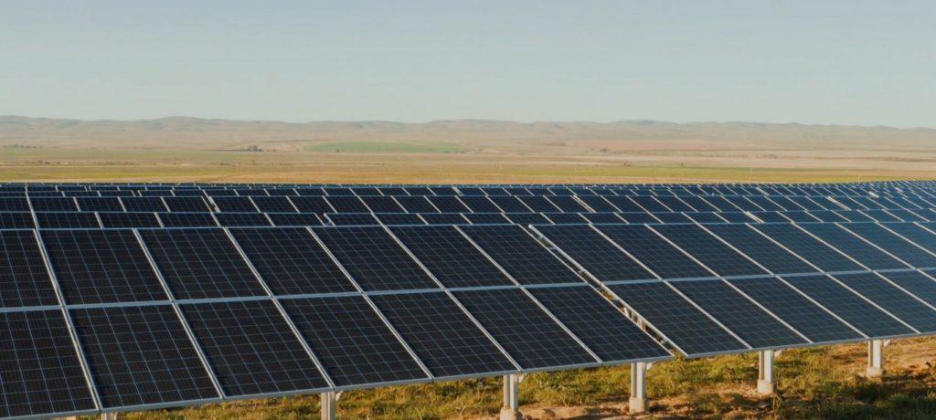 Солнечная электростанция Бурное Солар