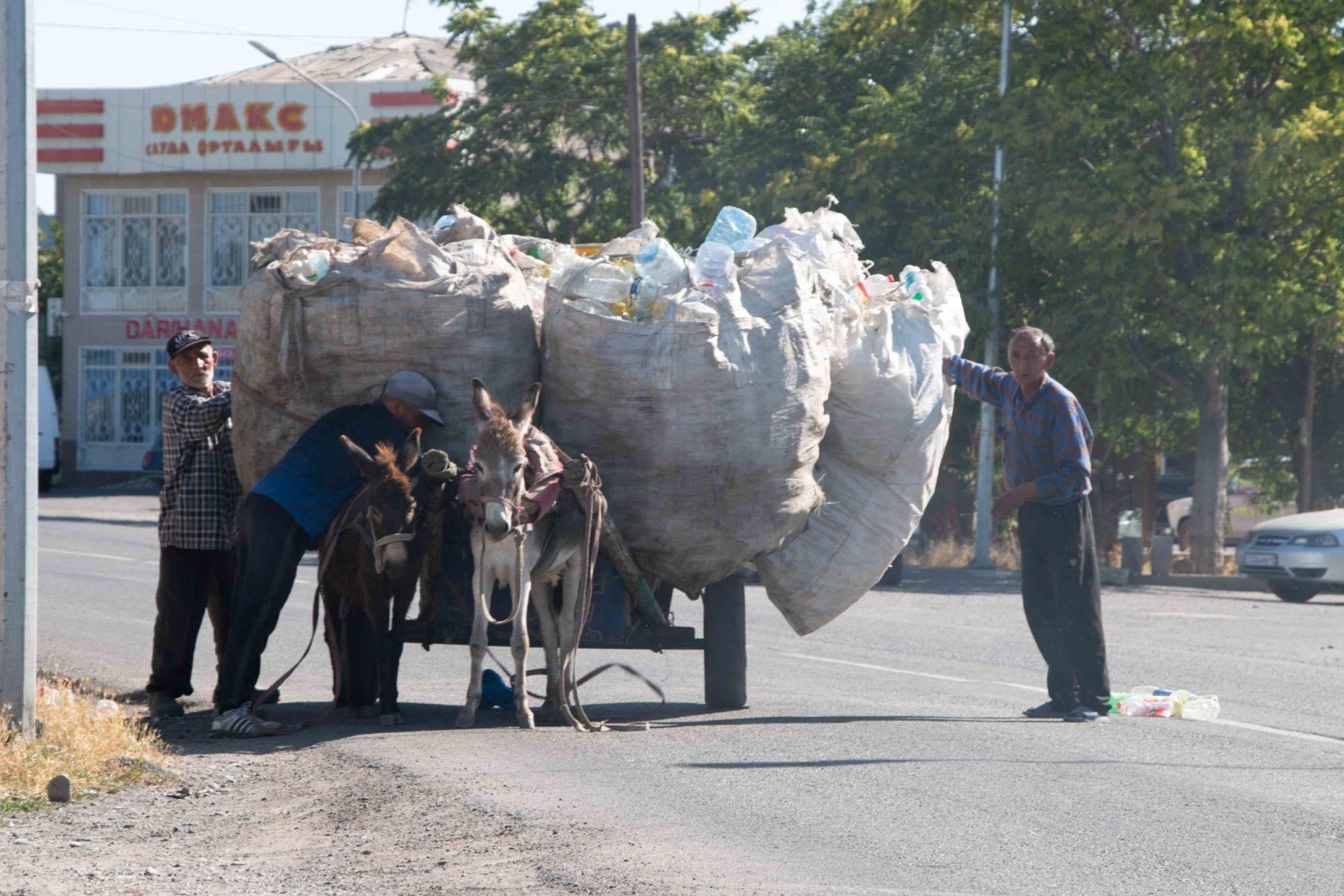 Идея по сбору мусора