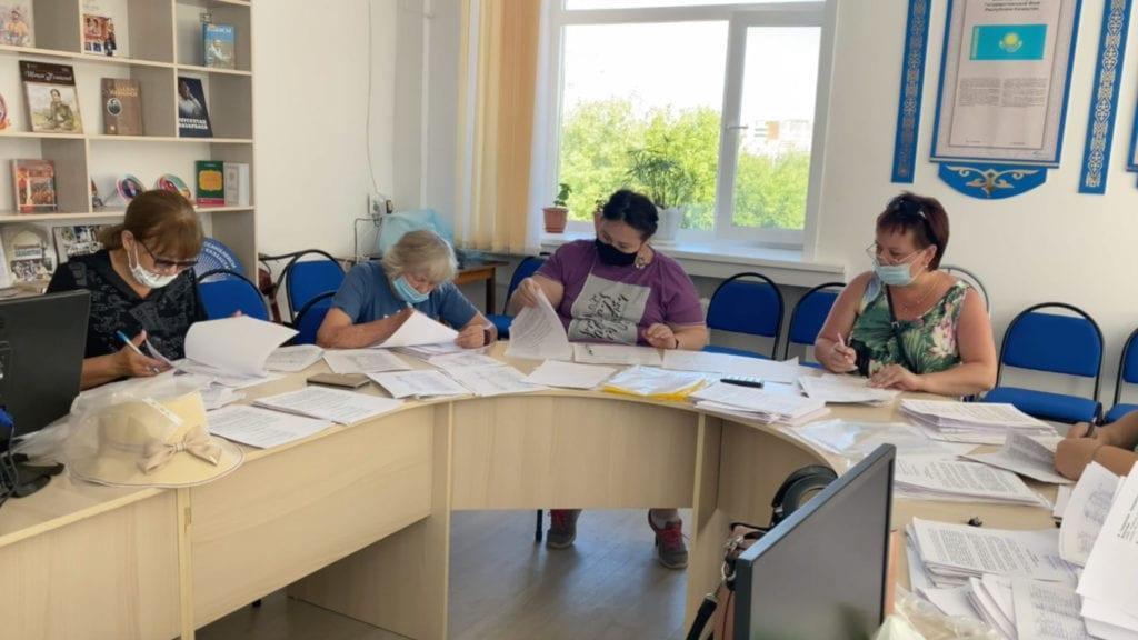 Сбор подписей в г. Степногорск