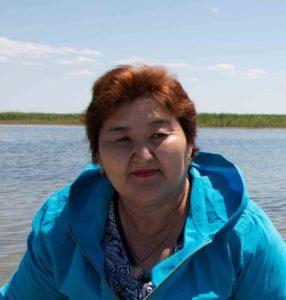 Айнакуль Баймханова