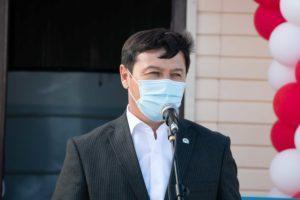 Оразбаев М., Аким Аральского района